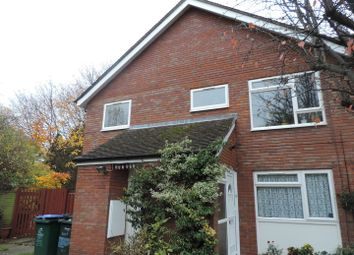 Thumbnail 2 bed flat to rent in Oakey Close, Longford, Coventry