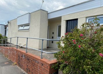 Thumbnail 2 bed bungalow for sale in Coychurch Rise, Barry