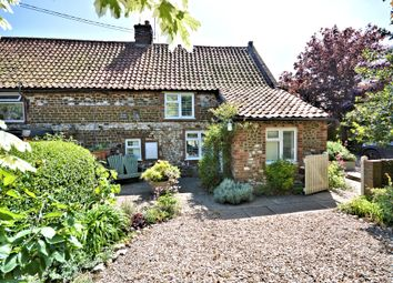 Thumbnail 3 bed cottage for sale in Old Hunstanton Road, Old Hunstanton, Hunstanton
