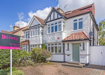 Thumbnail 4 bed semi-detached house for sale in Holmwood Grove, Mill Hill