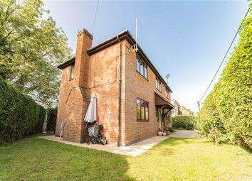 Princes Road, Bourne End, Buckinghamshire SL8. 3 bed detached house