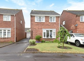 Thumbnail 3 bed detached house for sale in Sandringham Road, Chichester