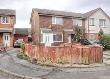 Thumbnail 2 bed end terrace house for sale in Coppice Road, Middlesbrough