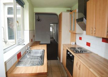 Thumbnail 2 bed terraced house for sale in Birks Street, Stoke-On-Trent