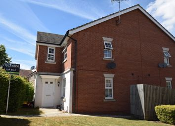 Thumbnail 2 bed terraced house for sale in Richard Walker Close, Bury St. Edmunds