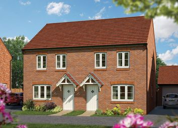 """Thumbnail 2 bed semi-detached house for sale in """"The Holly"""" at Southam Road, Radford Semele, Leamington Spa"""