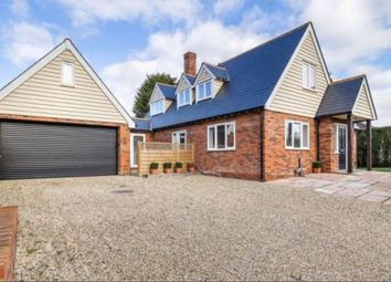 Thumbnail 4 bed detached house to rent in Aspenden, Buntingford