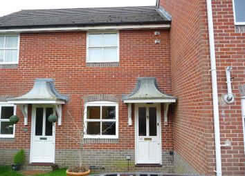 Thumbnail 1 bed terraced house to rent in Harrington Close, Newbury
