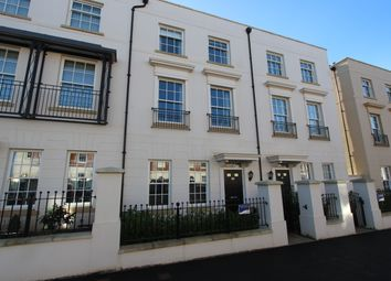Thumbnail 4 bed terraced house for sale in Hercules Road, Sherford, Plymouth
