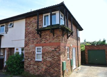 Thumbnail 3 bed semi-detached house to rent in Quinton Drive, Bradwell, Milton Keynes
