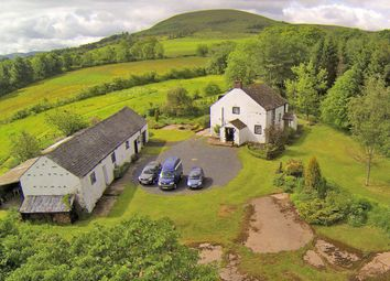 Thumbnail 4 bedroom detached house for sale in Sparket Farm, Thackthwaite, Penrith, Cumbria
