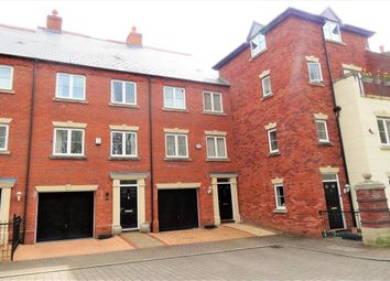 Thumbnail 3 bed terraced house for sale in Danvers Way, Fulwood, Preston