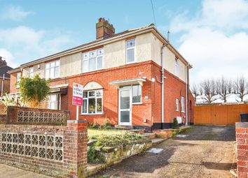 Thumbnail 3 bed semi-detached house for sale in Angel Road, Norwich