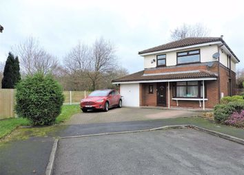 Thumbnail 4 bed detached house for sale in Acorn Close, Burnage, Manchester
