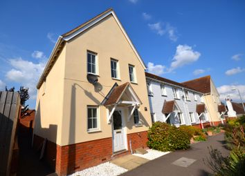 Thumbnail 3 bed end terrace house to rent in Denton Crescent, Black Notley, Braintree