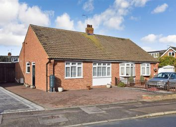 Thumbnail 2 bed semi-detached bungalow for sale in Priory Grove, Ditton, Kent