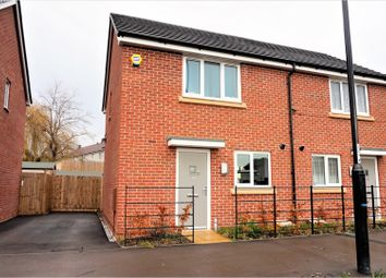 Thumbnail 2 bed semi-detached house for sale in Hillmorton Road, Coventry