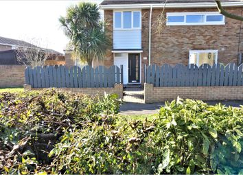 Thumbnail 3 bed end terrace house for sale in Maples, Stanford-Le-Hope
