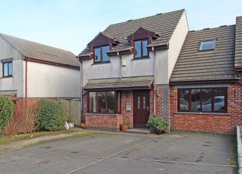 Thumbnail 5 bed detached house for sale in Hawthorne Close, St. Columb