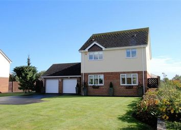 Thumbnail 4 bed detached house for sale in Saffron Drive, Highcliffe, Christchurch