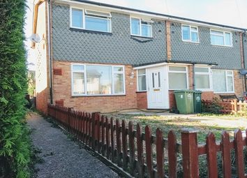 Thumbnail 3 bed end terrace house for sale in Benen-Stock Road, Stanwell Moor