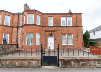 Thumbnail 2 bed flat for sale in St. Leonards Road, Ayr