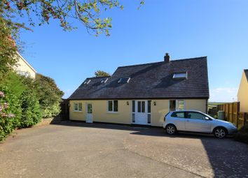 Thumbnail 4 bed detached bungalow for sale in Church Road, Roch, Haverfordwest