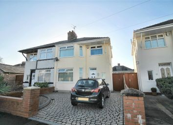 Thumbnail 3 bed semi-detached house for sale in Newlyn Avenue, Litherland