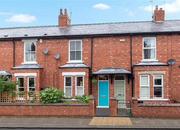 Thumbnail 3 bed terraced house for sale in Sycamore Terrace Bootham, York