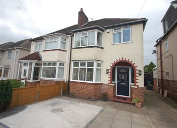 Thumbnail 3 bed semi-detached house for sale in Oaktree Road, Wednesbury