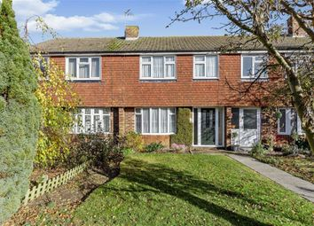 Thumbnail 3 bed terraced house for sale in Ragstone Hollow, Aldington, Ashford