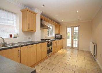 Thumbnail 6 bed detached house to rent in Wherwell Drive, Fleet