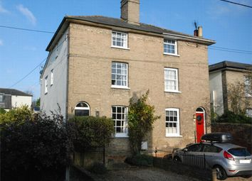 Thumbnail 3 bed semi-detached house for sale in Queen Street, Coggeshall, Colchester, Essex
