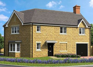 "Thumbnail 4 bedroom property for sale in ""The Milton"" at Oxford Road, Bodicote, Banbury"