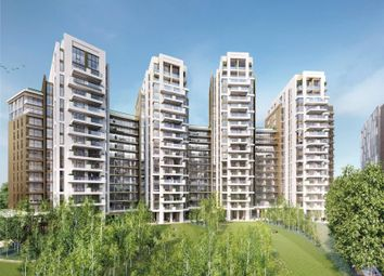 Thumbnail 3 bed property for sale in Paddington Gardens, North Wharf Road, London