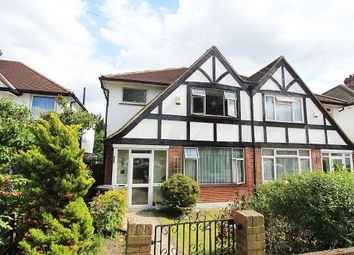 Thumbnail 3 bed semi-detached house for sale in Watermead Road, London, London