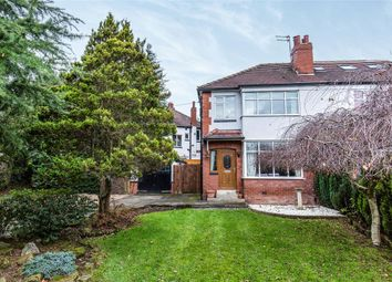 Thumbnail 4 bed semi-detached house for sale in Ring Road, Moortown, Leeds