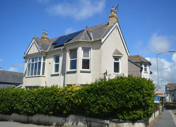 Thumbnail 4 bed detached house for sale in Windsor Court, Mount Wise, Newquay