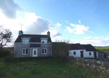 Thumbnail 2 bed detached house for sale in Llanfechell, Amlwch, Sir Ynys Mon