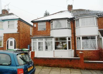Thumbnail 3 bedroom semi-detached house to rent in Howard Road, Great Barr, Birmingham