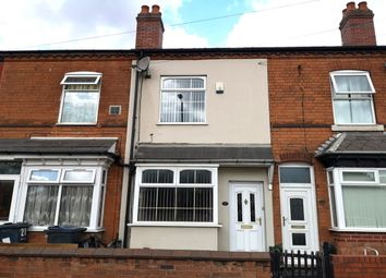 Thumbnail 3 bed terraced house for sale in Holder Road, Yardley, Birmingham