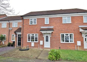 Thumbnail 3 bedroom terraced house to rent in Derwent Close, St Ives, Cambs