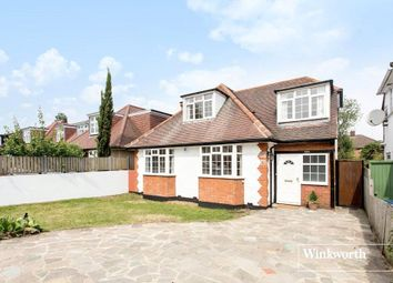 Thumbnail 4 bed detached house for sale in The Vale, Golders Green, London