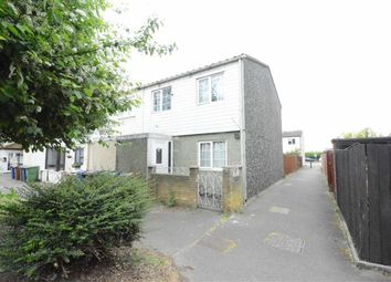 Thumbnail 4 bed end terrace house to rent in Celandine Close, South Ockendon, Essex