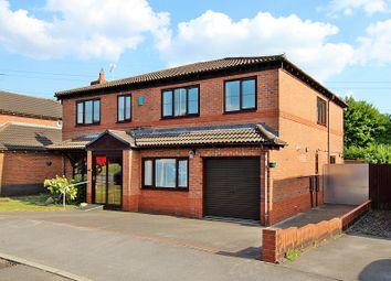 Thumbnail 6 bed detached house for sale in Tan Yr Allt, Cross Inn, Pontyclun, Rhondda, Cynon, Taff.