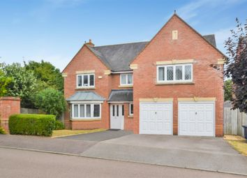 5 bed detached house for sale in Purslane Drive, Bicester OX26