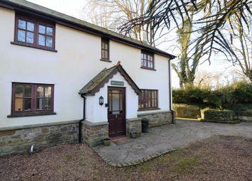 Thumbnail 3 bed cottage to rent in 3 Bedroom Cottage, Parkham, Bideford