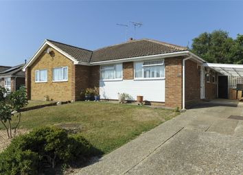 Thumbnail 2 bed semi-detached bungalow for sale in Streetfield, Herne, Herne Bay, Kent