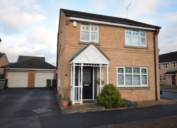 Thumbnail 3 bed detached house for sale in Merefield Way, Glasshoughton, Castleford
