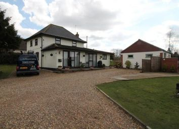 4 bed detached house for sale in Strumpshaw, Norwich, Norfolk NR13